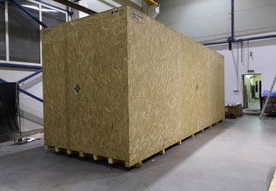Baán Bt - helyszíni csomagolás - ipari csomagolás