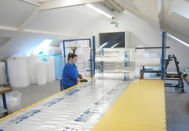 Fóliák, csomagolóanyagok gyártása