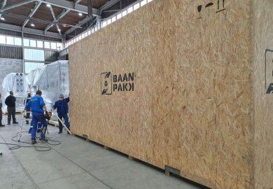 Ipari csomagolás - BAÁN Pakk