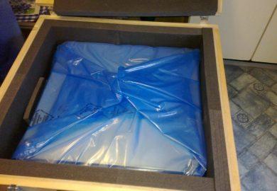 Tengerentúli csomagolás